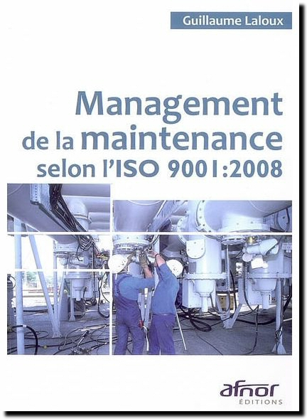 Livre couverture Management maintenance Afnor 2009.JPG