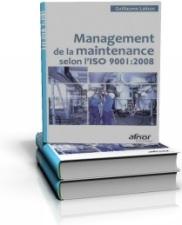 Achetez le livre 'Management de la maintenance, audit selon ISO Afnor'